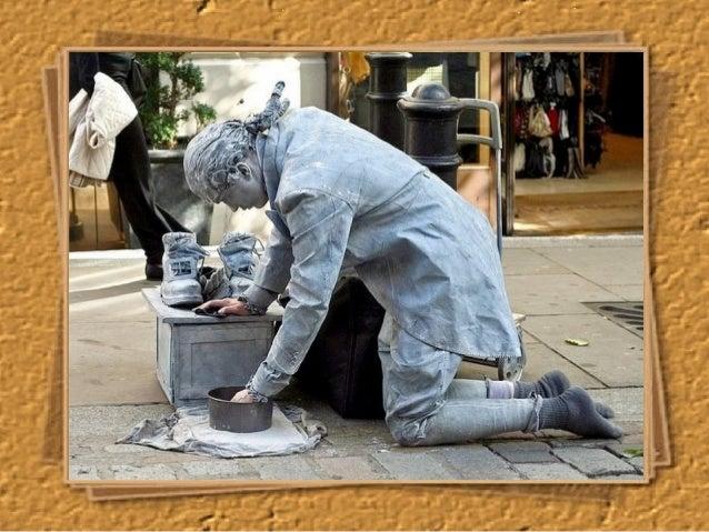 Artistes de la rue