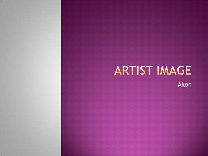 Artist Image<br />Akon <br />