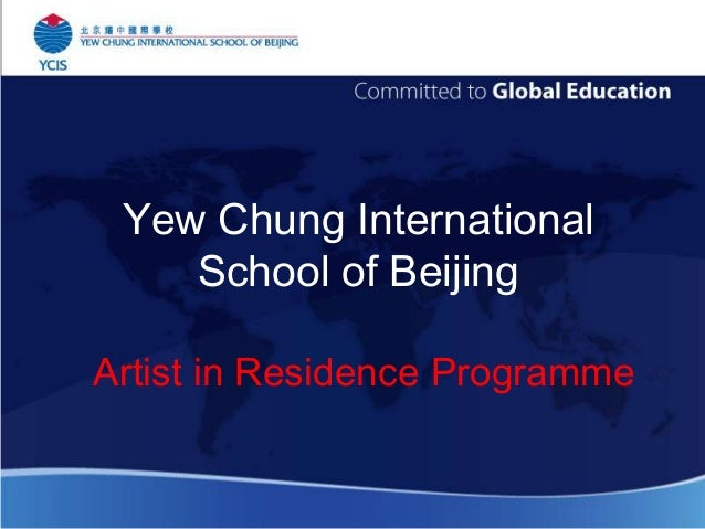 Yew Chung International School Of Beijing Artist In