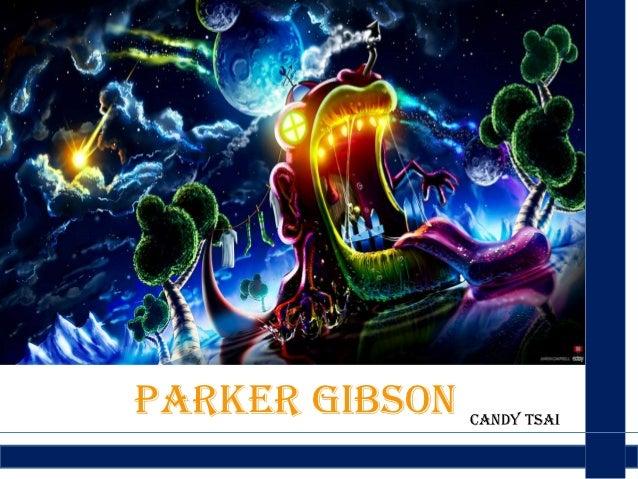 PARKER GIBSON   CANDY TSAI