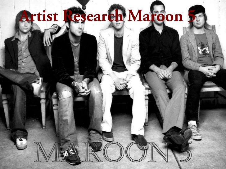 • Maroon 5 is an American pop-rock band from Los  Angeles, California. While they were in high school, lead  vocalist and ...