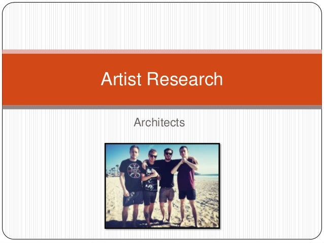 Architects Artist Research