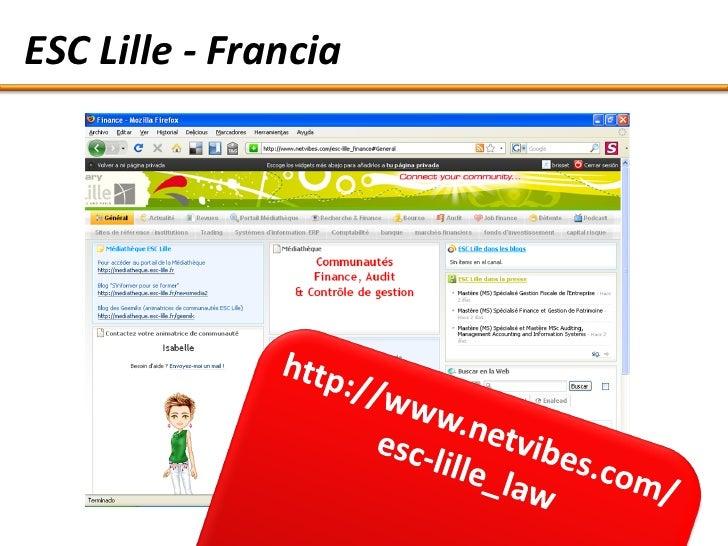 ESC Lille - Francia