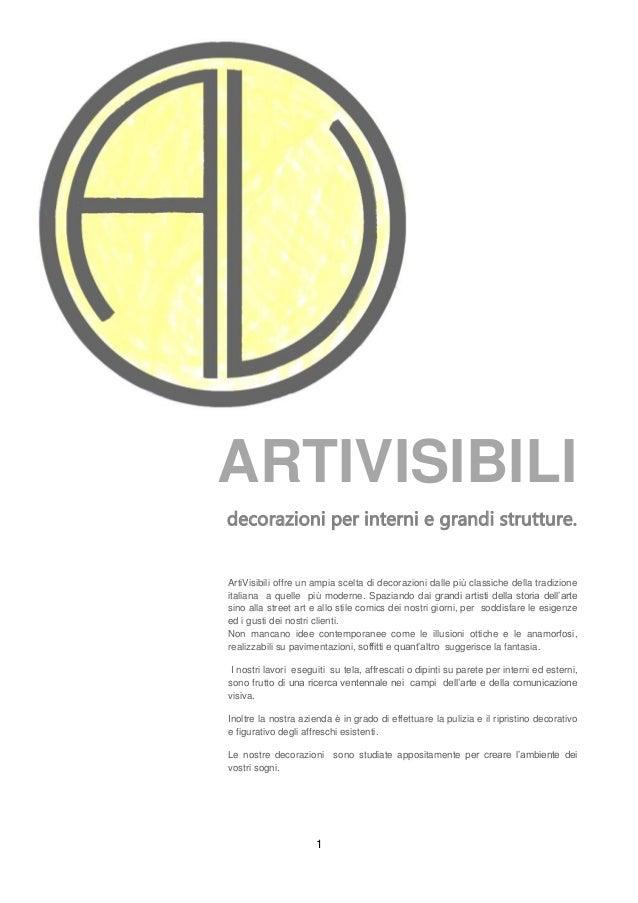 Artivisibili decorazioni per interni e grandi strutture for Decorazioni in polistirolo per interni