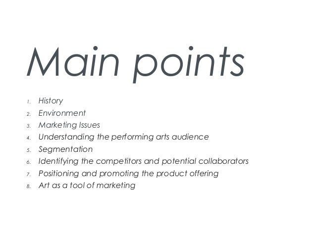 Art & Marketing Slide 2