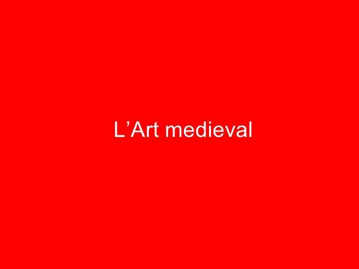 L'Art medieval