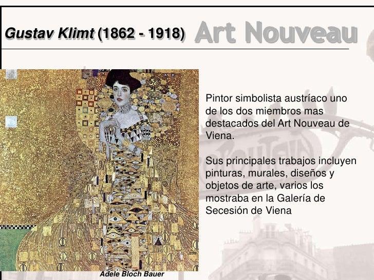 Art nouveau for Mueblerias famosas