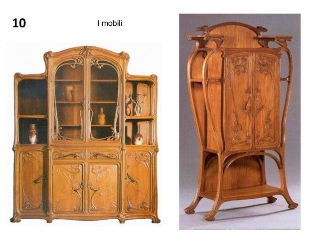 Art nouveau for Arredamento art nouveau