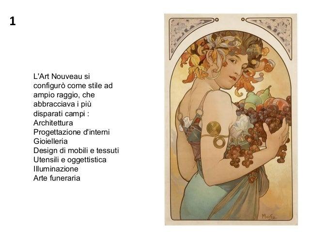 Art nouveau Slide 2