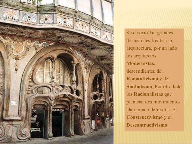 Art nouveau Art nouveau arquitectura