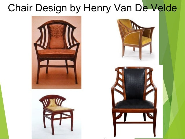 Graf Kessler Diplomat s Chair  7 Art nouveau furniture design. Art Nouveau Furniture. Home Design Ideas