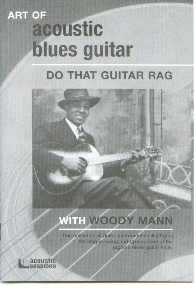 Art of acoustic blues guitar