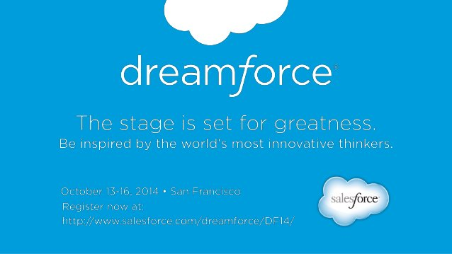 Track: Personal Transformation & Growth  #CNX14