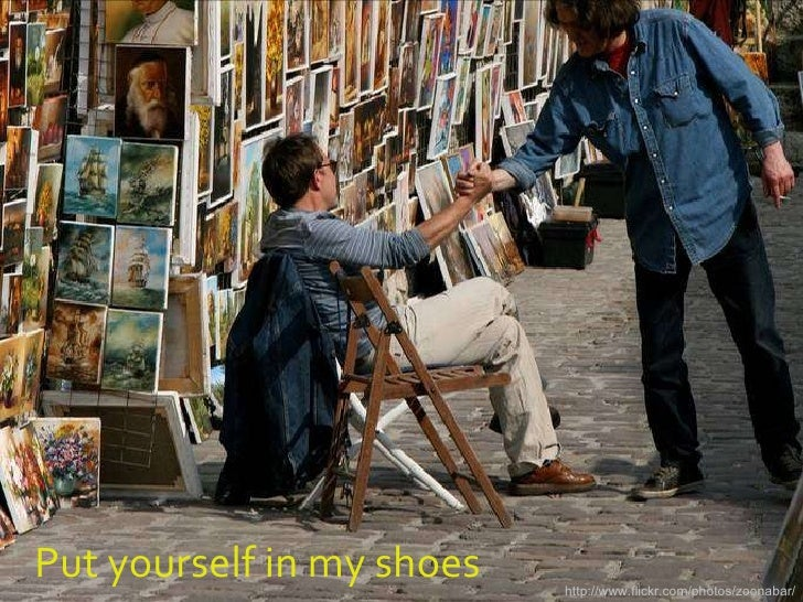 Put yourself in my shoes http://www.flickr.com/photos/zoonabar/