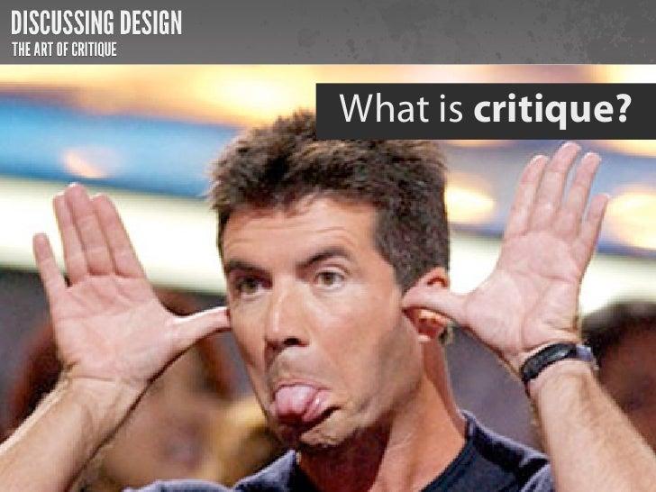 Critical Thinking forUX Designers  Workshop