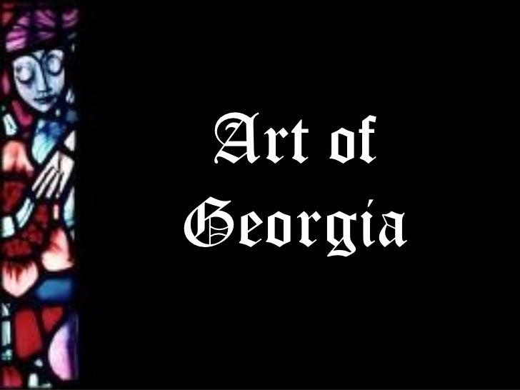 Art of Georgia