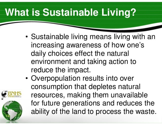 Overpopulation Effect On Natural Resources