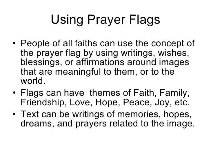 Art Of Prayer Flags