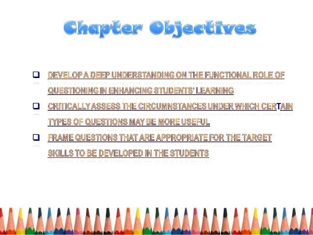 Art of Questioning Slide 2