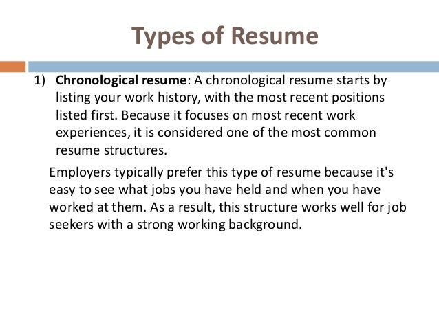13 elements of a strong resume - Strong Resume