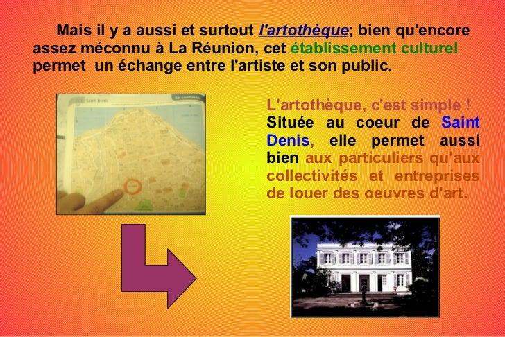 Artothèque Slide 2