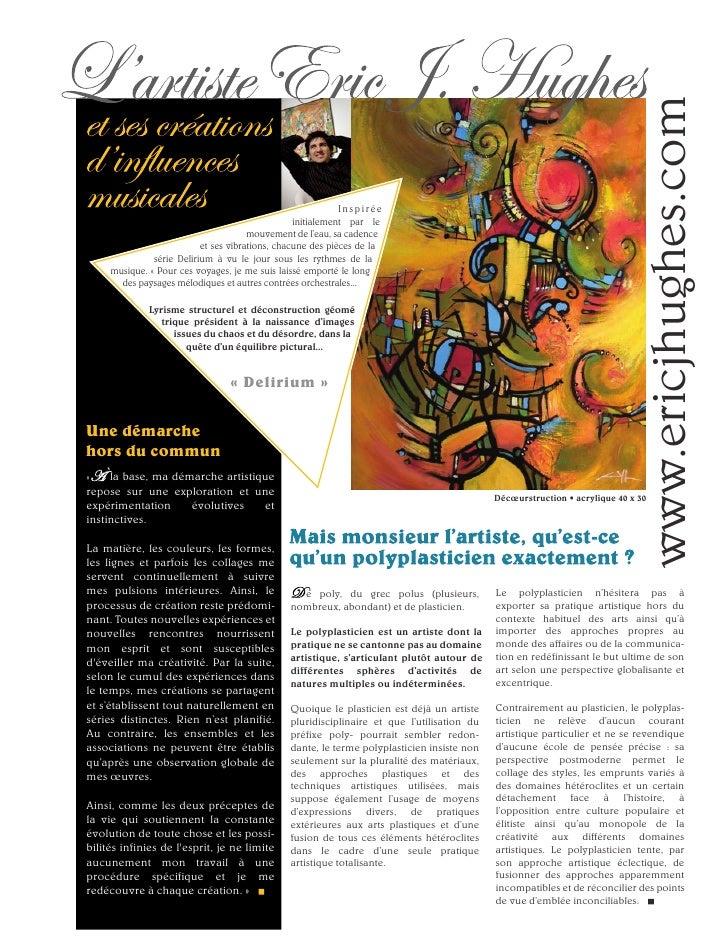 www.ericjhughes.com                                                              Inspirée                                 ...