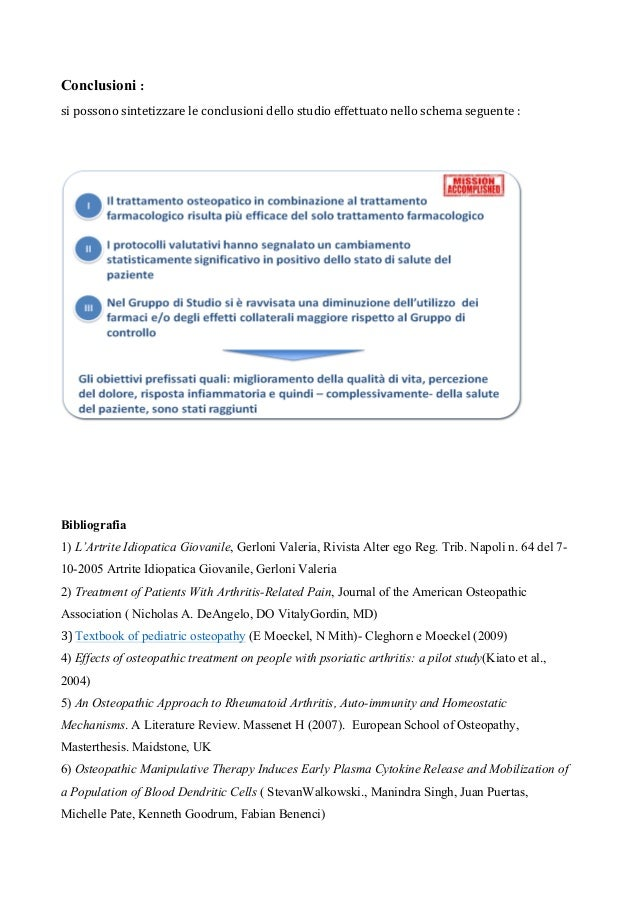 Artrite idiopatica giovanile (AIG)