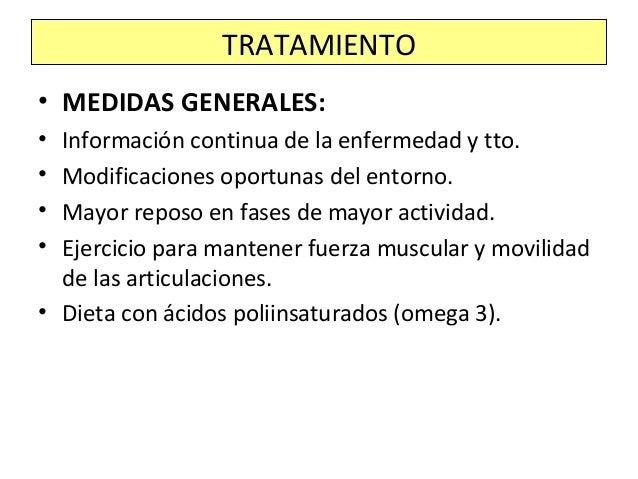 • TERAPIAS BIOLÓGICAS (ANTICITOCINAS): • Se utilizan si las terapias con MTX asociado a otros FAME no han ido bien (esto d...