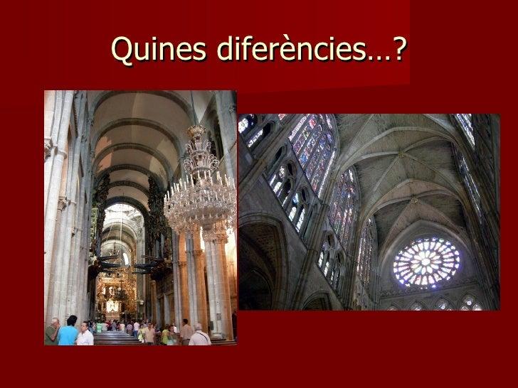 Quines diferències…?