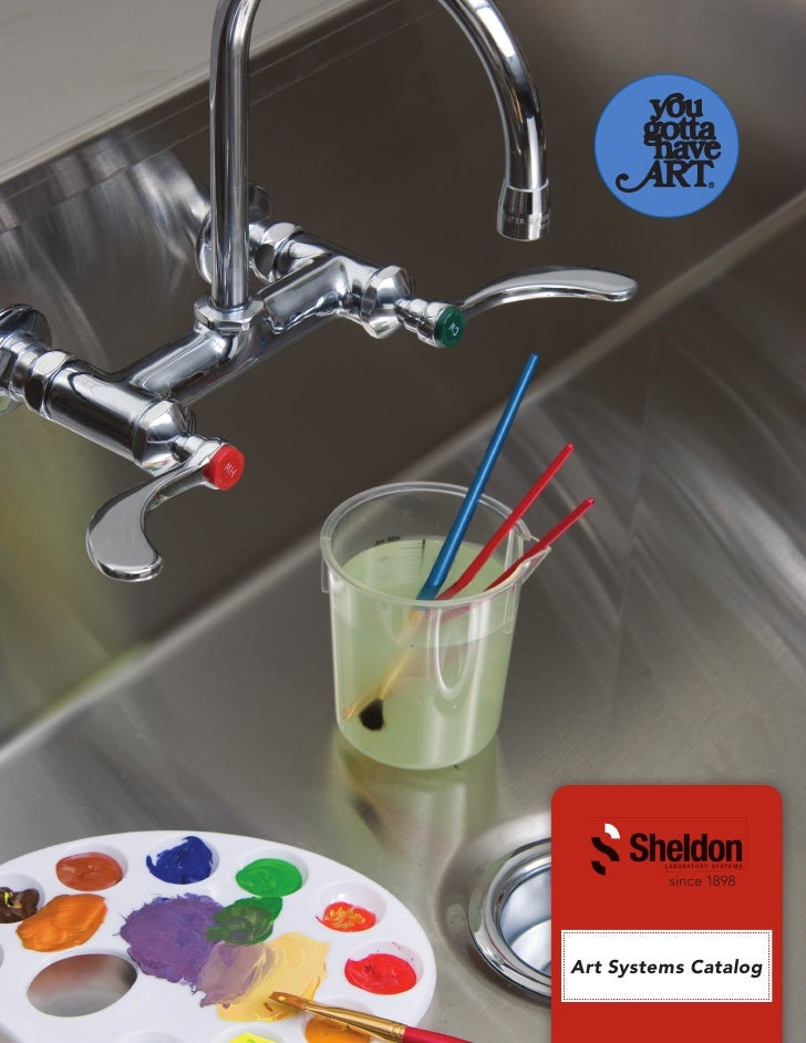 Art Room Furniture From Sheldon Laboratory Systems