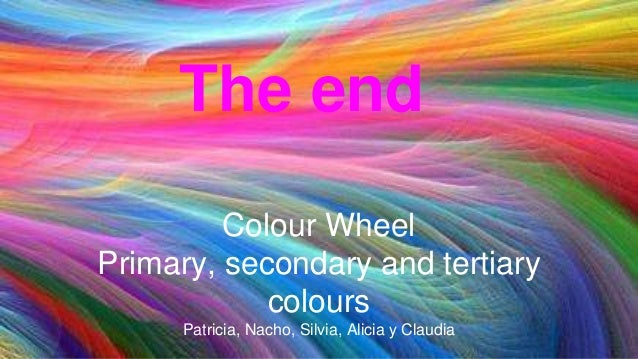 7 The End Colour