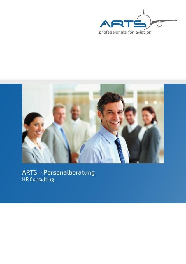 ARTS – Personalberatung HR Consulting