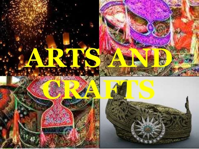 Asian Culture Arts And Crafts