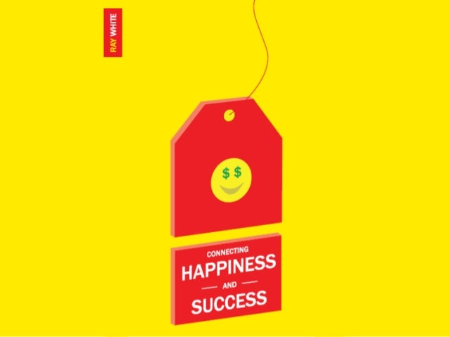 Who wants to be Successful? Who wants to be Happy?