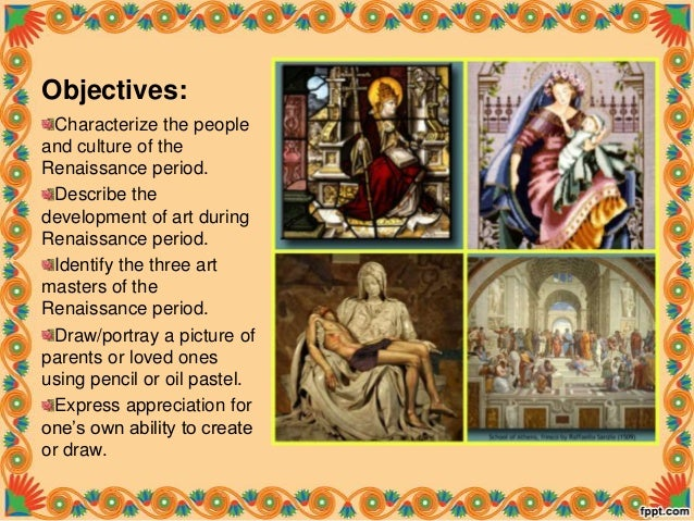 the renaissance period and ancient greece art essay At its core, the renaissance was a movement dedicated to the rediscovery and use of classical learning, that is to say, knowledge and attitudes from the ancient greek and roman eras.