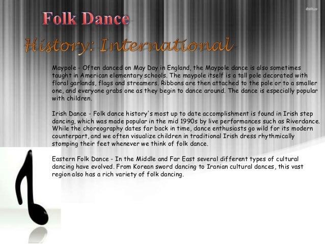 Arts apps Folk Dance