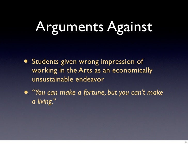The Importance Of Arts In Education
