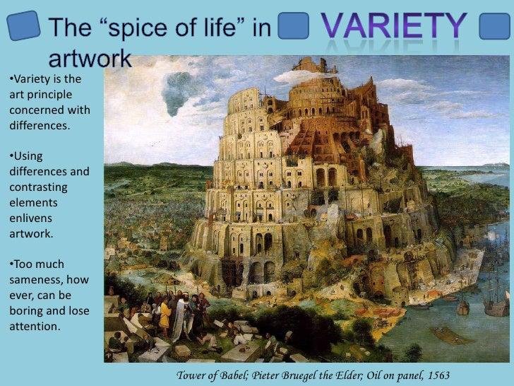 8 Art Elements : Principles and elements of art slideshow
