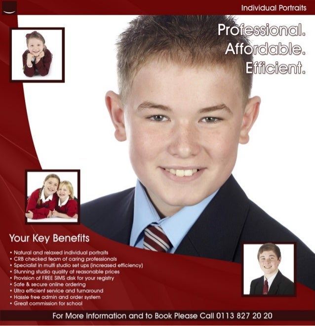 Individual Portraits  iotriioii.  trtflollioie.   ,  ioieiriiii.   V':  I'    Your Key Benefits '  - Natural and relaxed in...