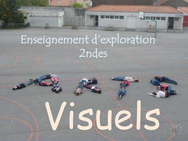 VisuelsEnseignement d'exploration2ndesVisuelsEnseignement d'exploration2ndes