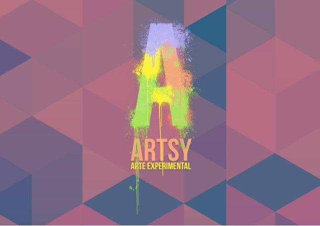 Projeto #01 - Artsy