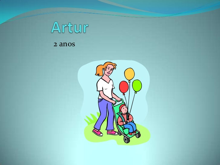 Artur<br />2 anos<br />