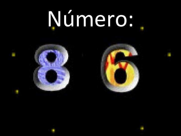Número: