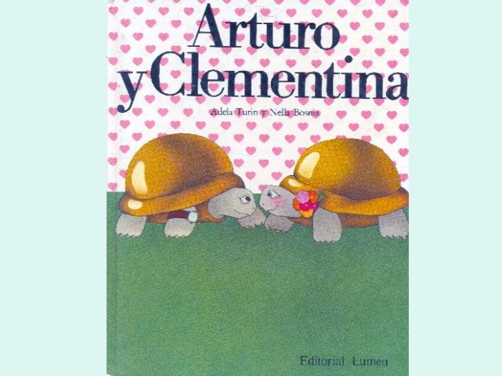 Arturo y Clementina Slide 1