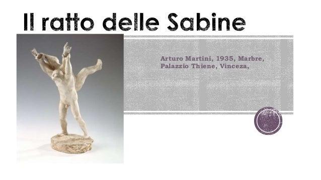 Arturo Martini, 1935, Marbre, Palazzio Thiene, Vinceza,