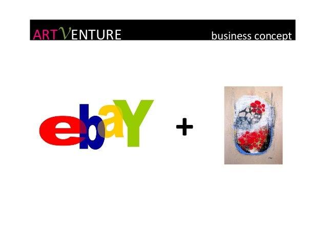ARTVENTURE                        business  concept    +
