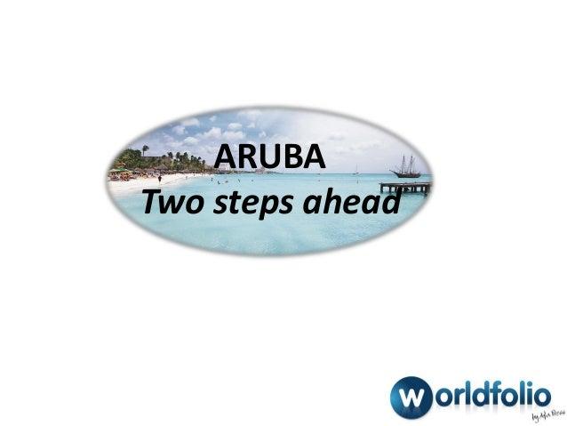 ARUBATwo steps ahead