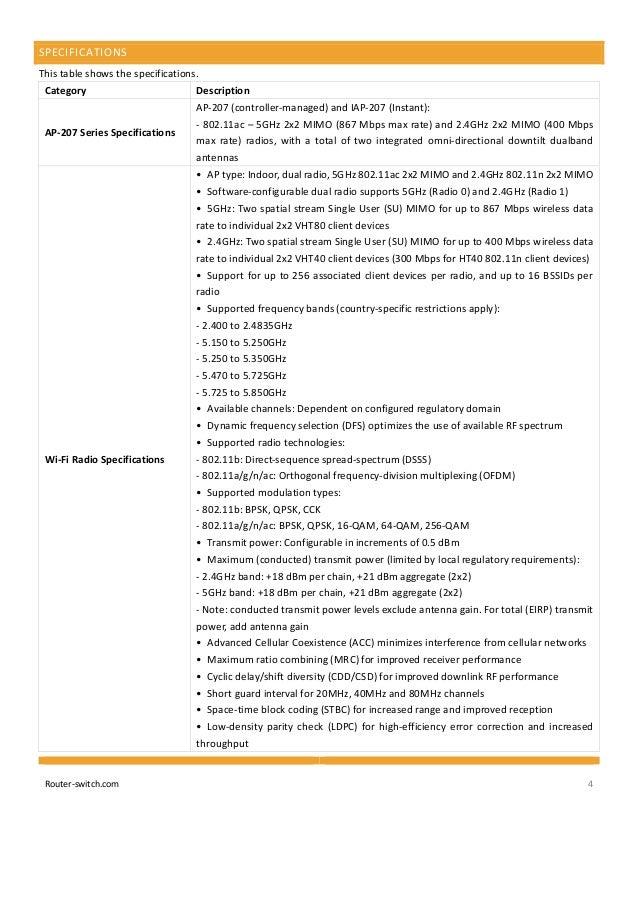 AP-CBL-SER Dell Aruba RAP-3 Remote Access Point DB9 Female Serial Adapter Cable