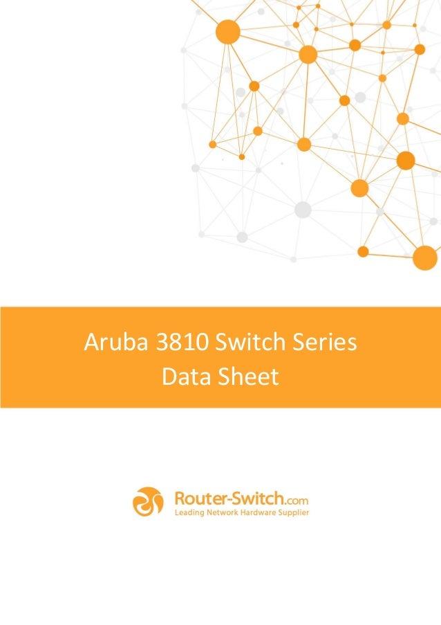 Aruba 2930m 24g Datasheet Aruba 2930M 24G 1slot Switch