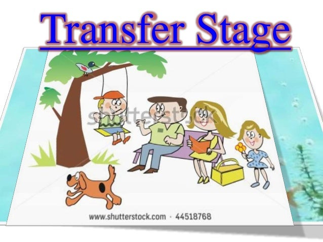 Transfer Stage